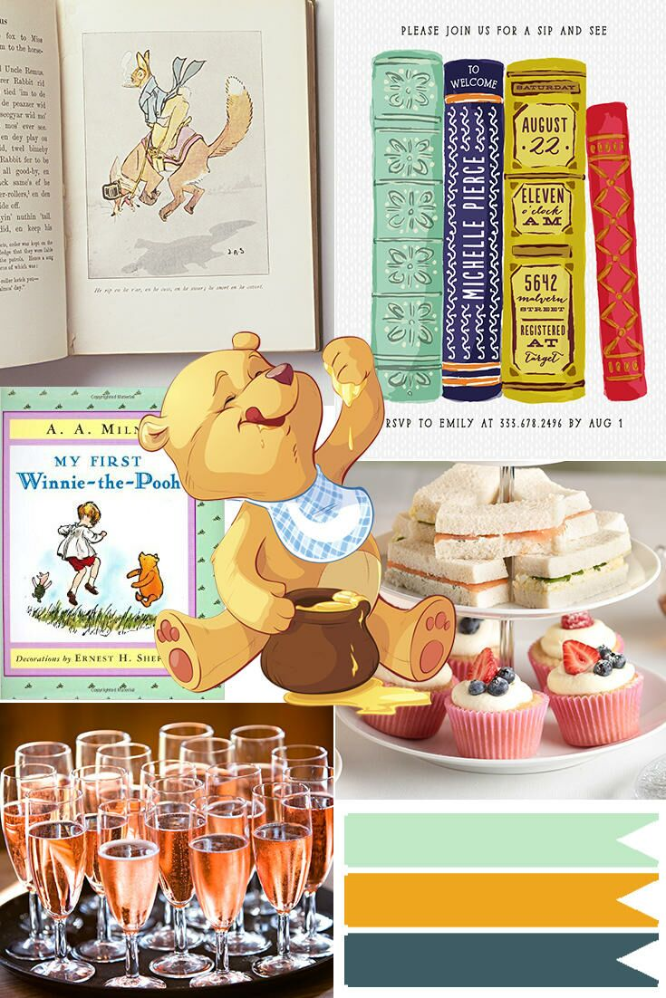 sip and see party invitations menu ideas and more