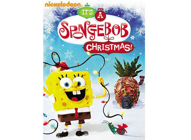 christmas movies spongebob christmas - Best Christmas Movies For Toddlers