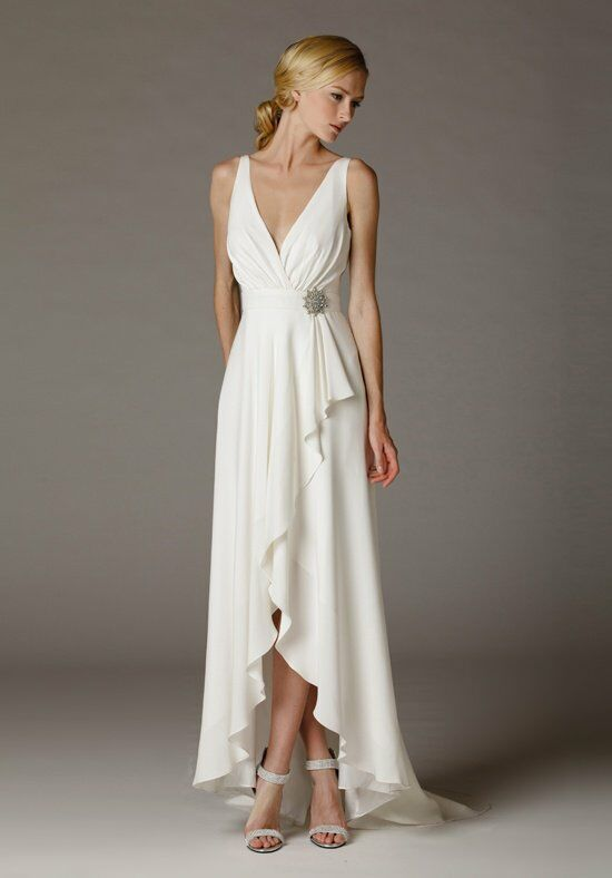 Aria bella wedding dress the knot for Consignment wedding dresses los angeles