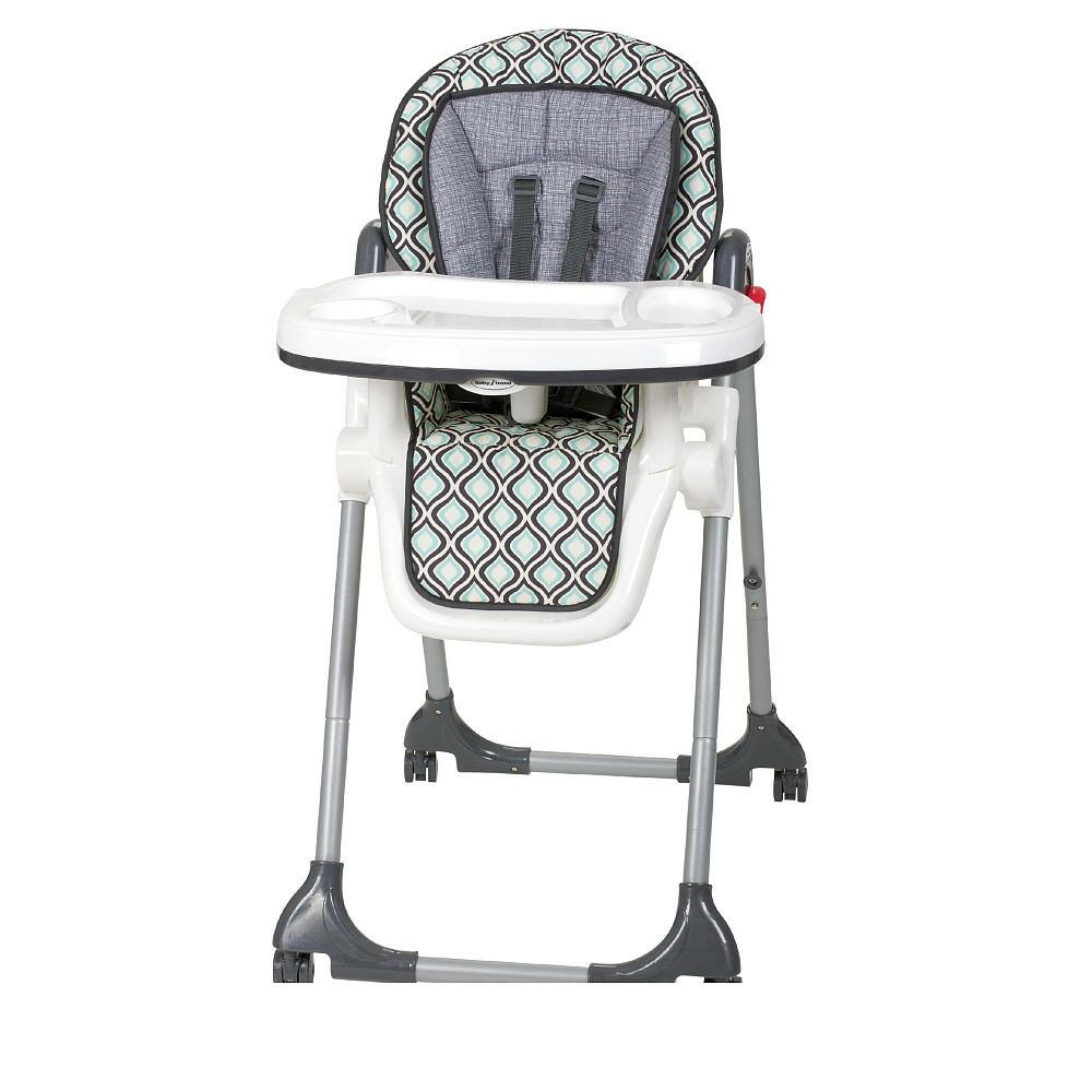 Baby Trend Tempo High Chair Catalina Ice From Baby Trend