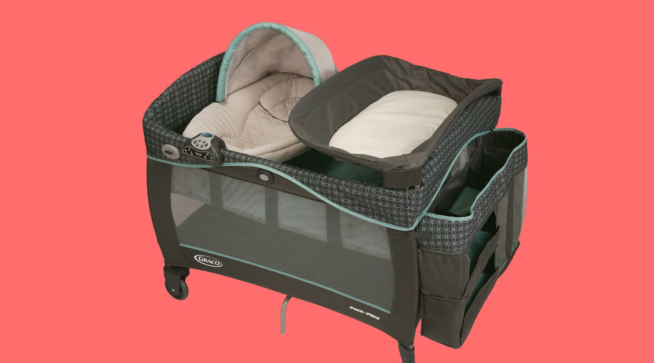 6b89054c474 Graco Pack  n Play Playard With Newborn Napper Elite Review