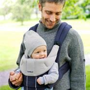 Father's Day Giveaway: Enter to Win a BabyBjorn Comfort Carrier!