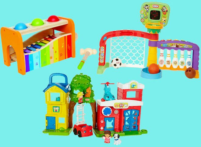 Best Toys Age 1 : Best toys for every age