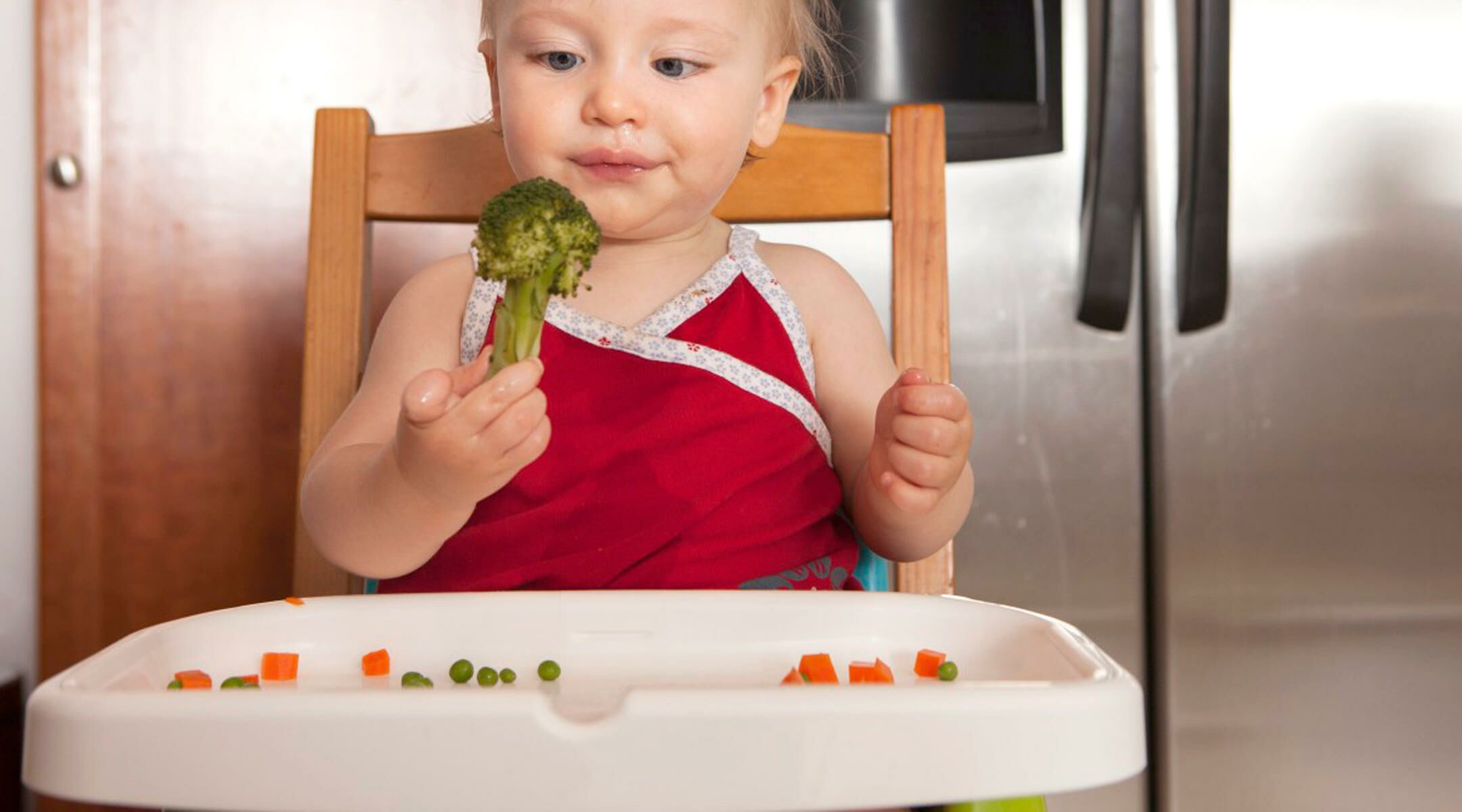 What Baby Should Eat for Lunch