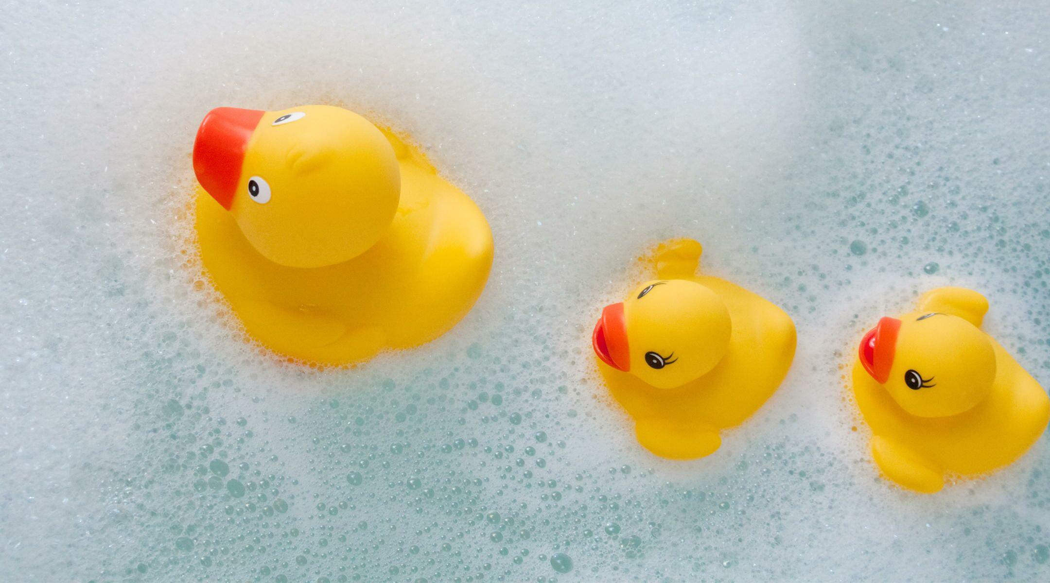Special Section B Kids Bath Duck Bathtub Toy Dolls & Bears Dolls