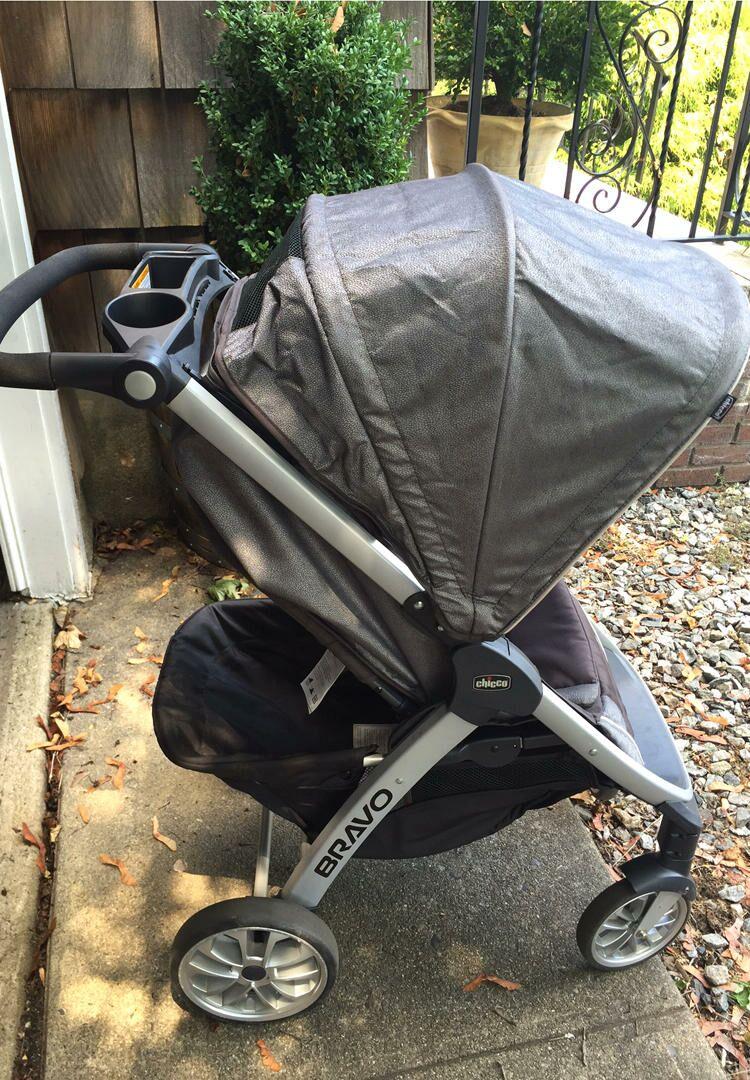 Chicco Bravo Stroller Review