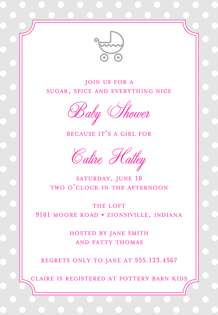 22 baby shower invitation wording ideas filmwisefo Images