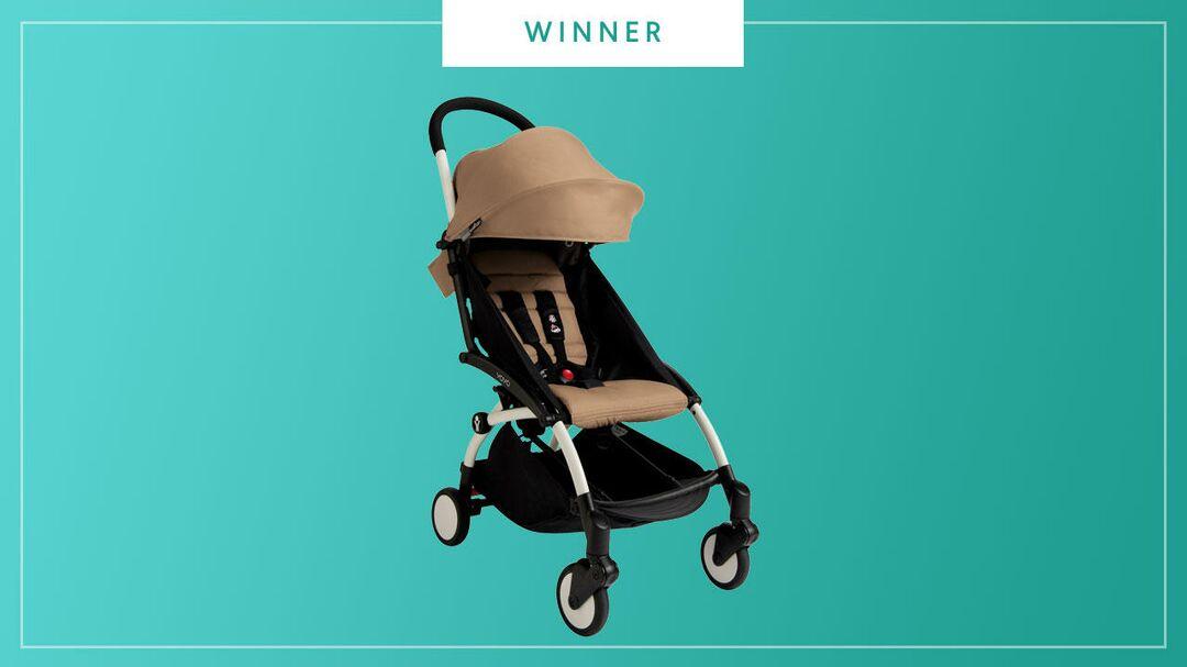 BABYZEN YOYO+ wins the 2017 Best of Baby Award from The Bump