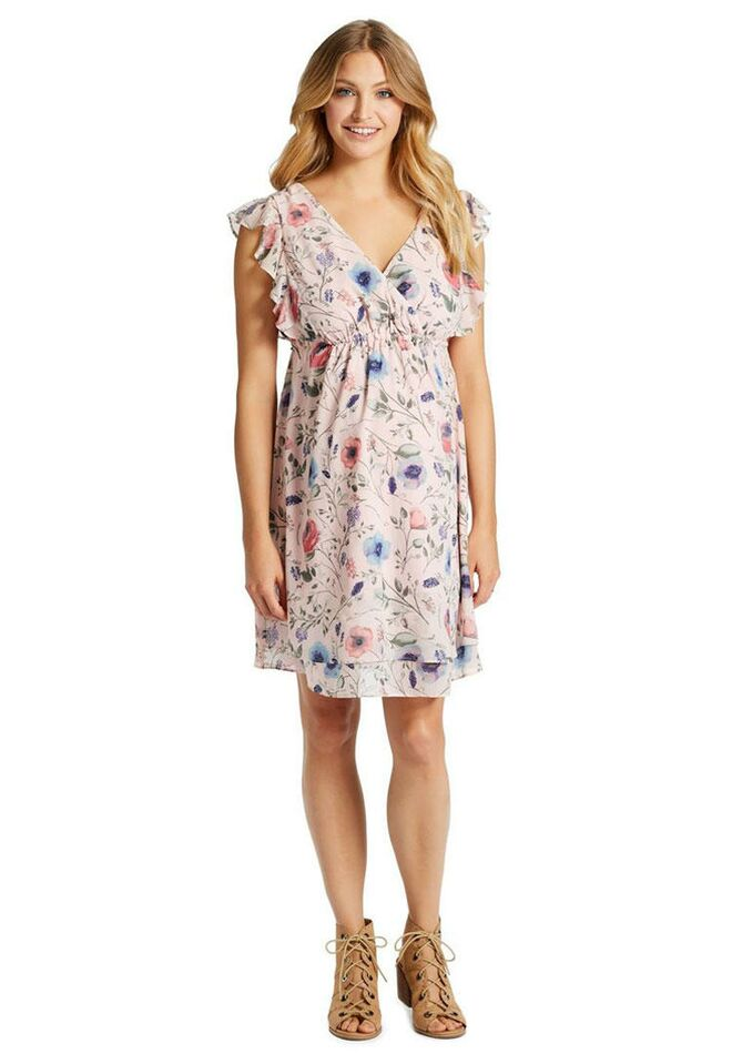 Jessica Simpson Cheap Baby Shower Dress