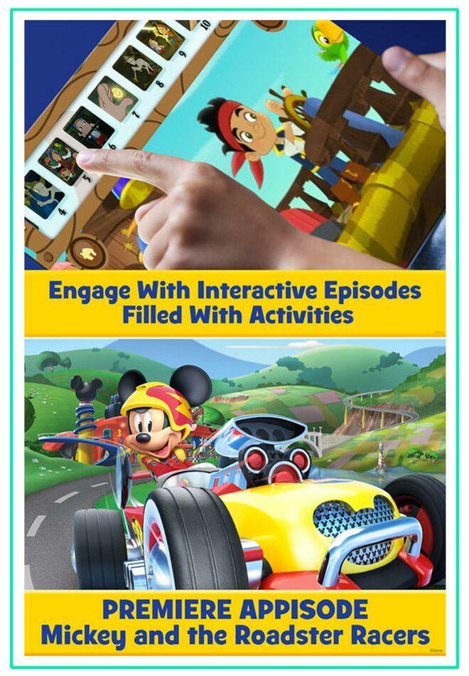 Toddler Apps Disney Junior Appsisodes
