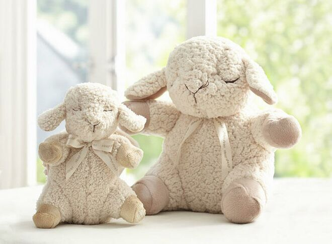 Pottery Barn Kids Sleep Sheep