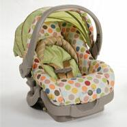 Safety Alert: 447,000 Infant Car Seats Recalled