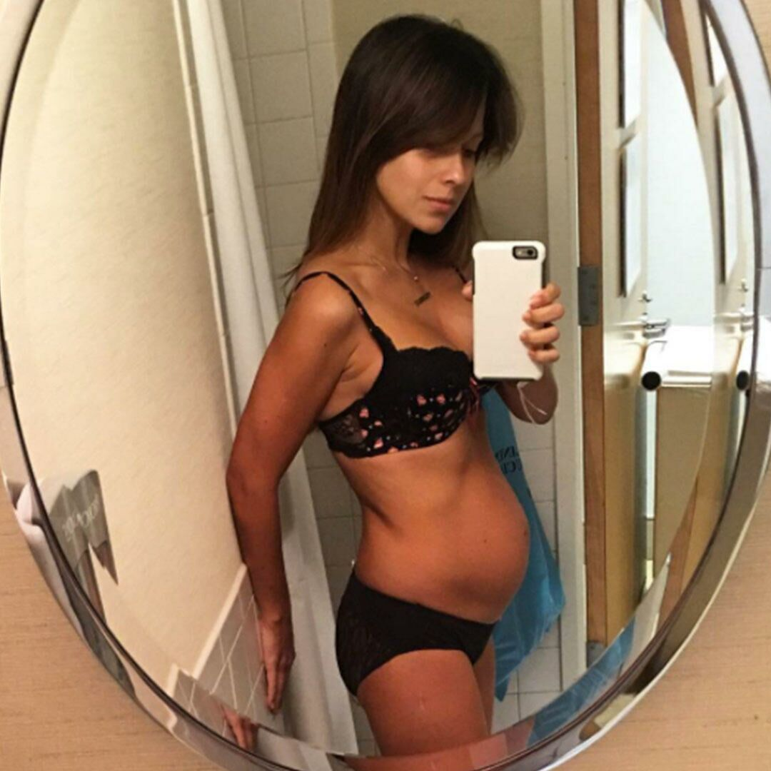 Pregnant Abs Model Shares Post-Birth Selfie forecast