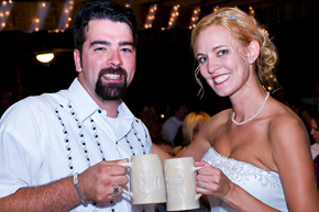 Denise and David's New Braunfels Wedding!