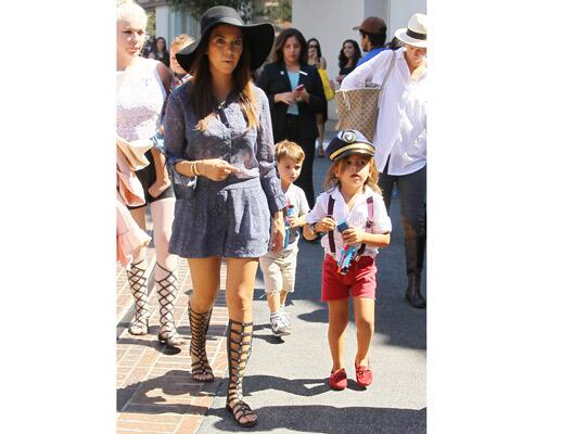 10 Most Stylish Celebrity Toddlers