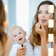 New Moms' Beauty Tips and Favorite Beauty Products