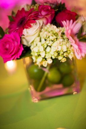 A Pink & Green Affair