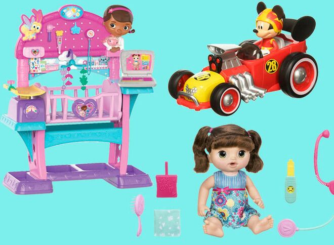 Best Toys For Every Age 2017