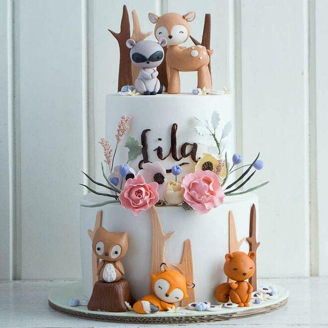 woodland-chic-cake
