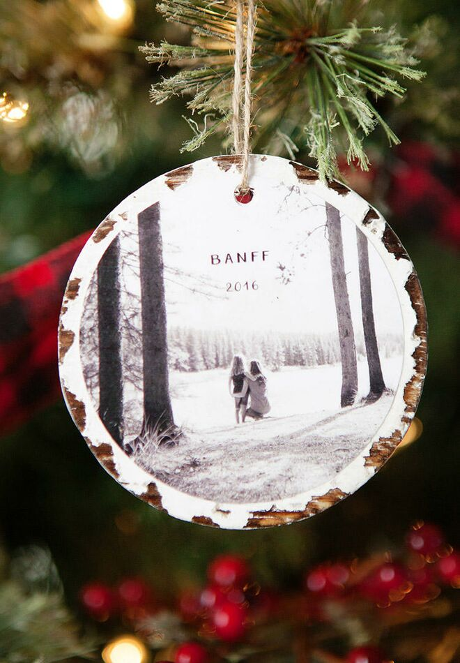 simple as that photo ornaments