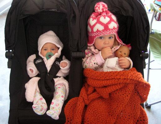 Bundled-Up Babies