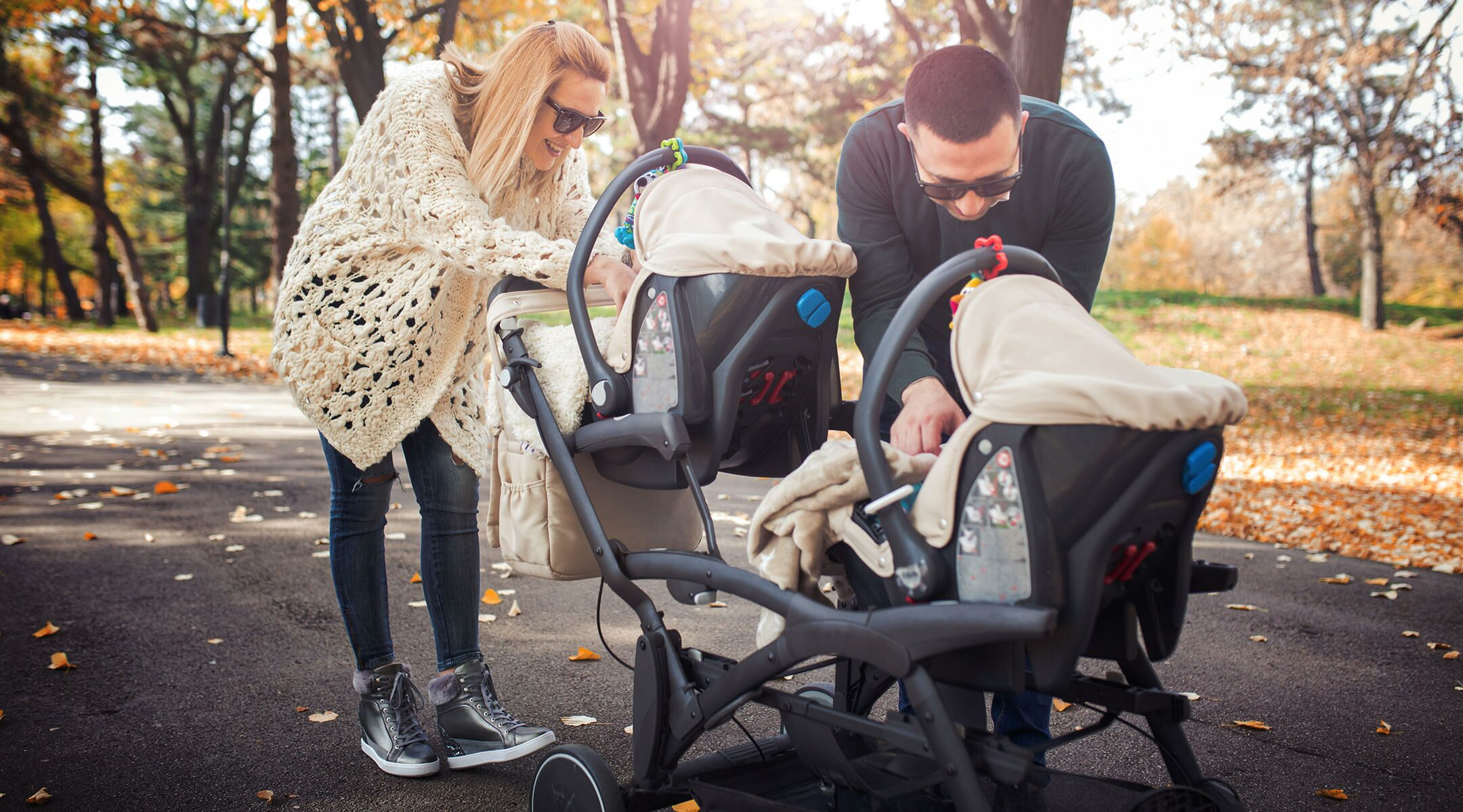 How to Buy a Stroller for Twins (and Other Multiples)