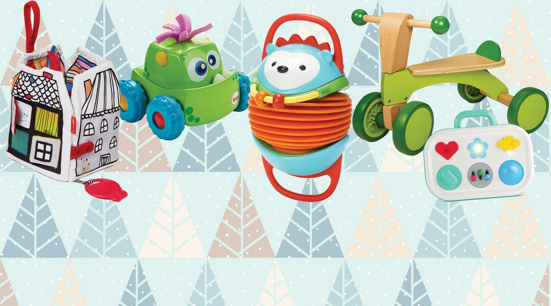 Baby Christmas Gifts and Toys