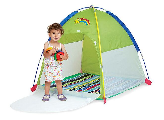 Pacific Play Tents Deluxe baby beach tent  sc 1 st  The Bump & Best Baby Beach Tents