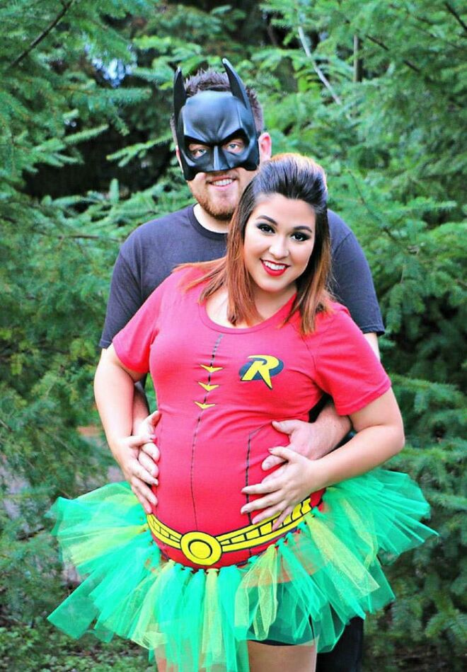 89f57e21 Maternity-halloween-costumes-superhero Sc 1 St The Bump. image number 19 of  funny ...