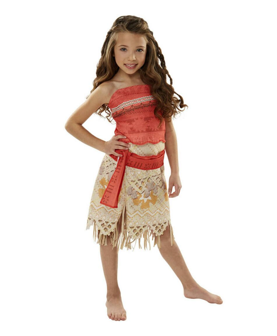sc 1 st  The Bump & Is Moana An Appropriate Halloween Costume?