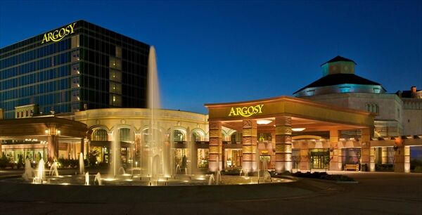 To the argosy casino conference at shooting star casino