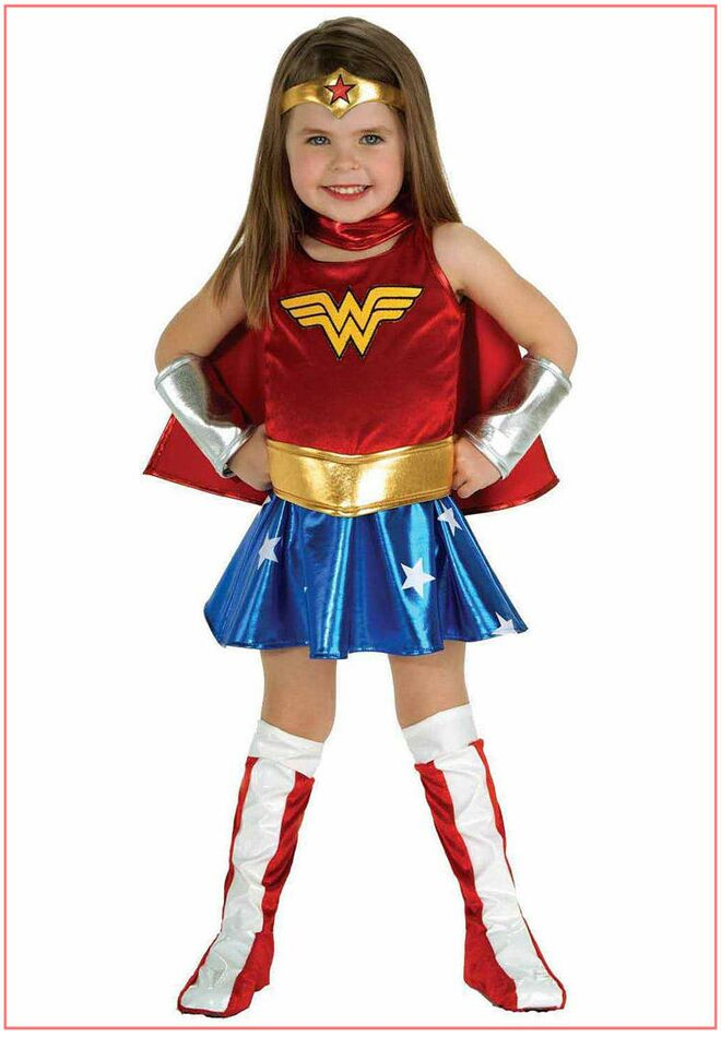 toddler-hallowen-costumes-girls-wonder-woman  sc 1 st  The Bump & Best Toddler Halloween Costumes 2017