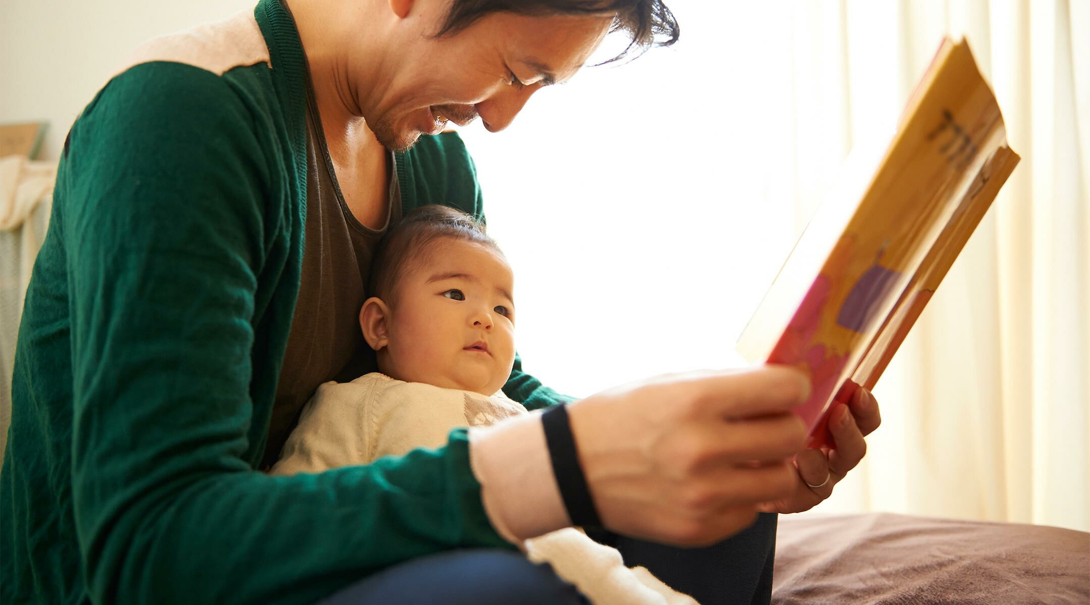 Q&A: Fun Books to Read to Baby?