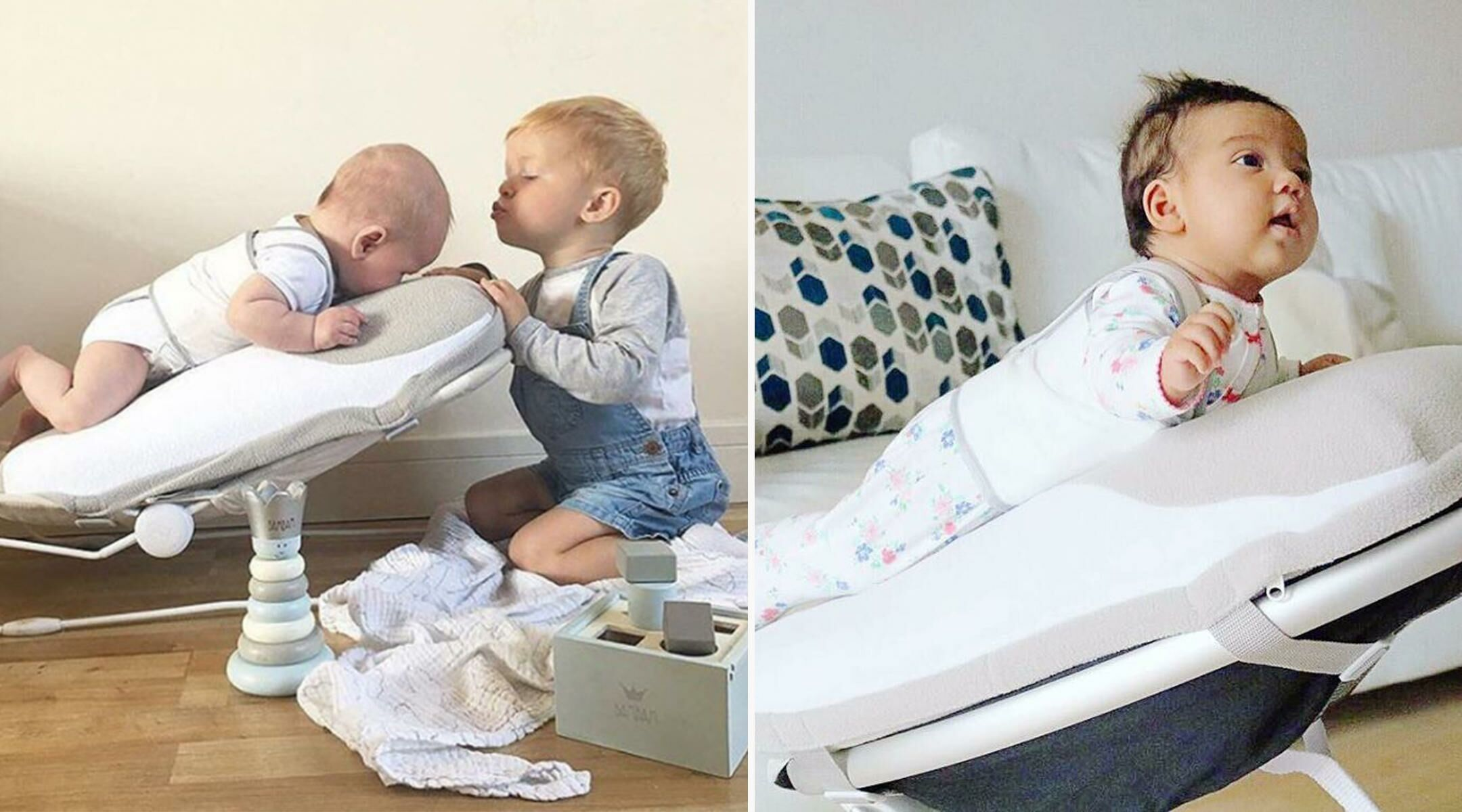Babocush Is Designed To Stop Your Baby From Crying