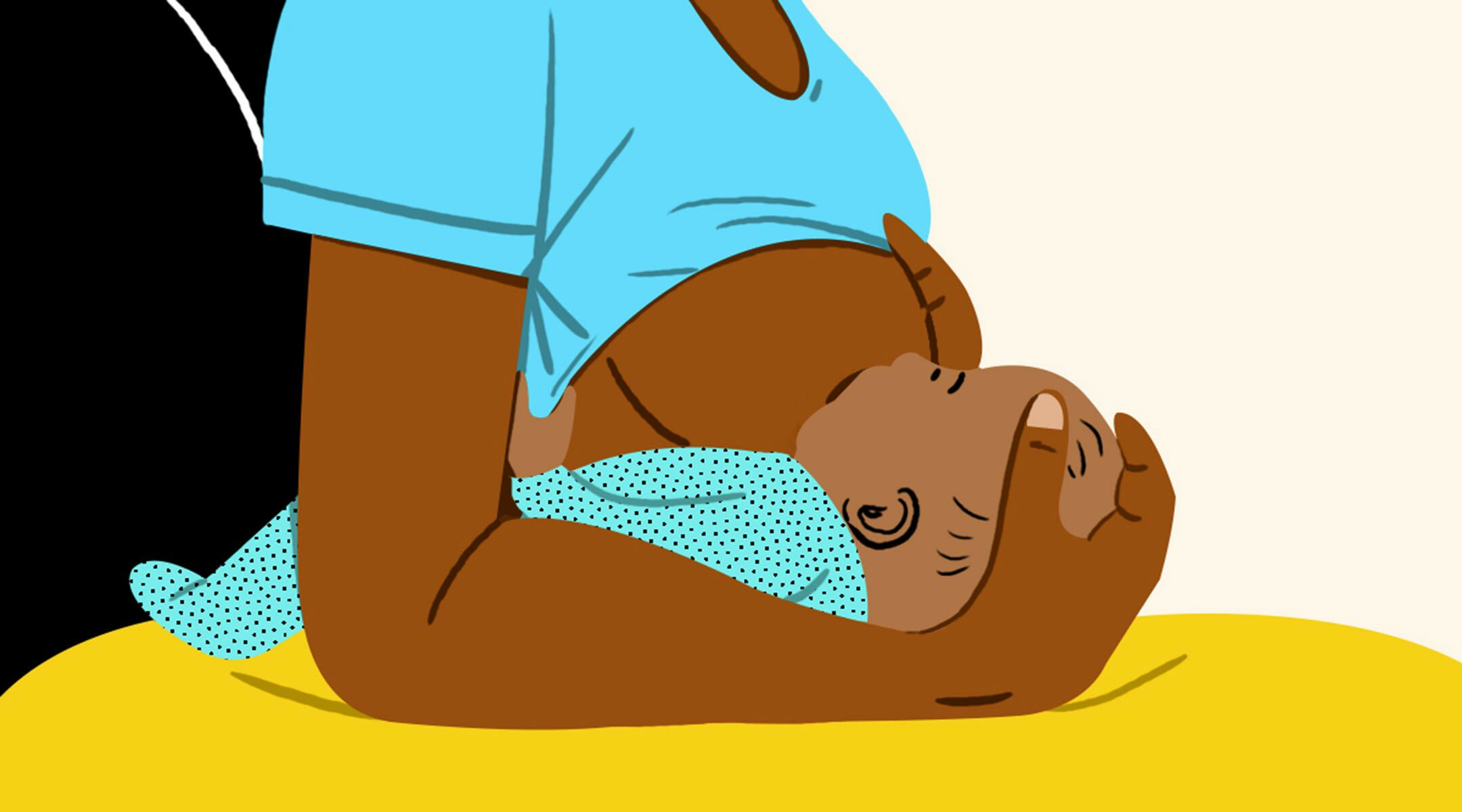 Best Breastfeeding Positions-3312