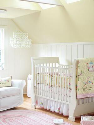 Minimalistic Nurseries