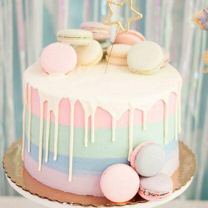 Fantastic 35 Incredibly Cute Kids Birthday Cake Ideas Birthday Cards Printable Opercafe Filternl