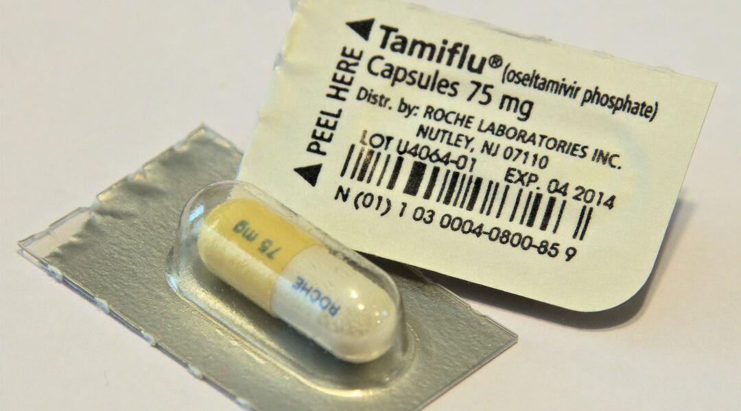 tamiflu capsule