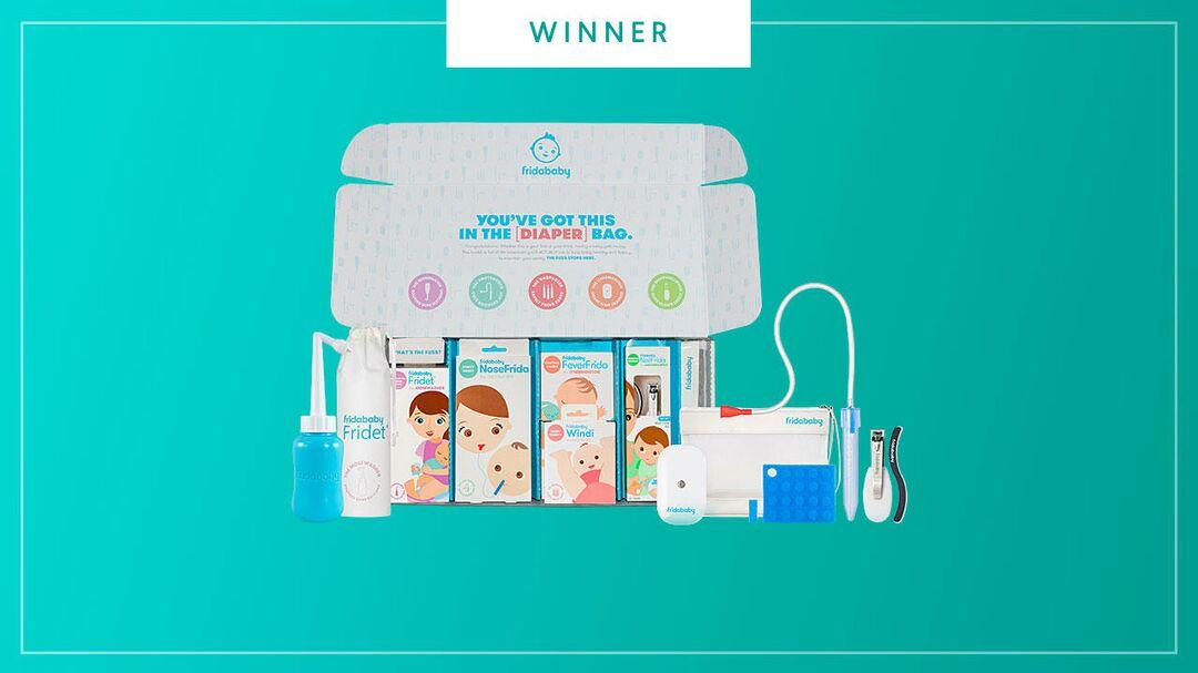 Fridababy Big Bundle of Joy Newborn Care Kit