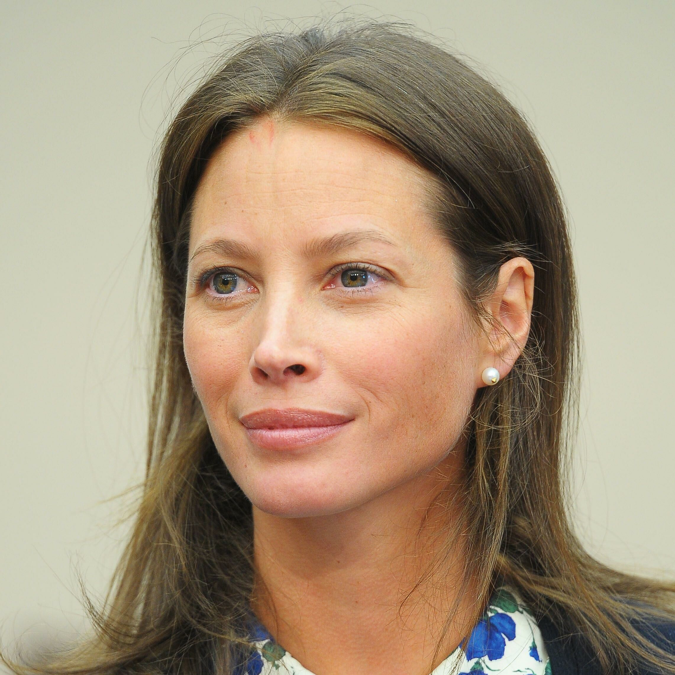 Christy Turlington Burns On Every Mother Counts And