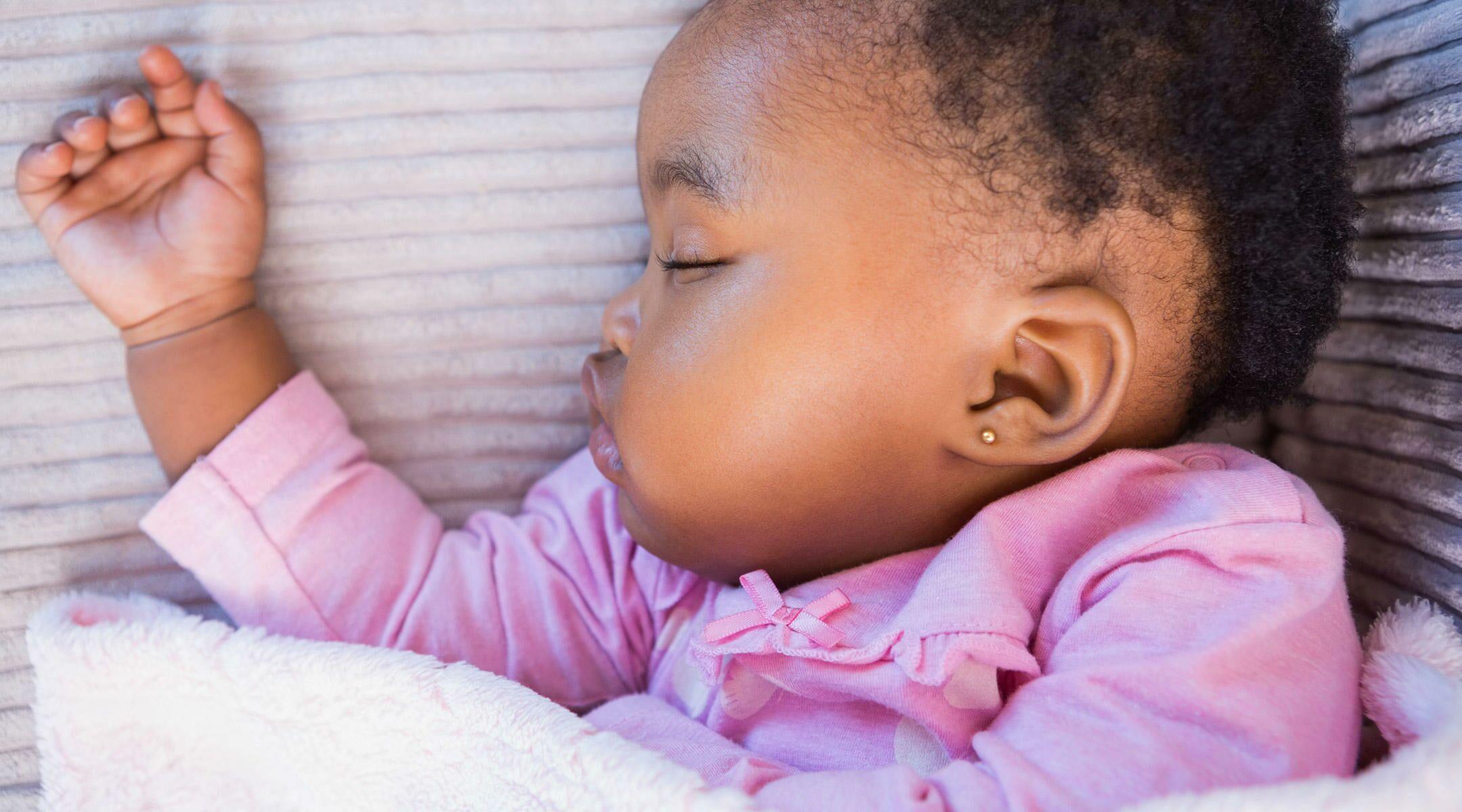 When Should Baby Drop a Nap?