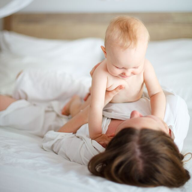 7 Secrets to Being a More Relaxed Mom