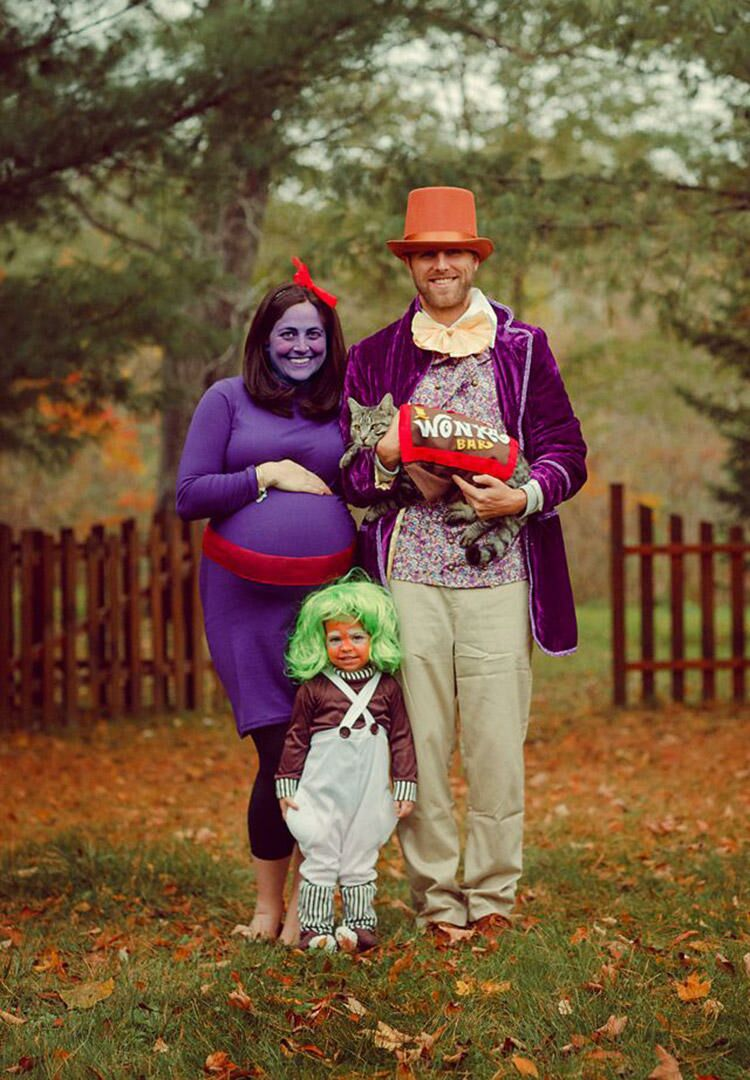 sc 1 st the bump image number 22 of father baby halloween costumes
