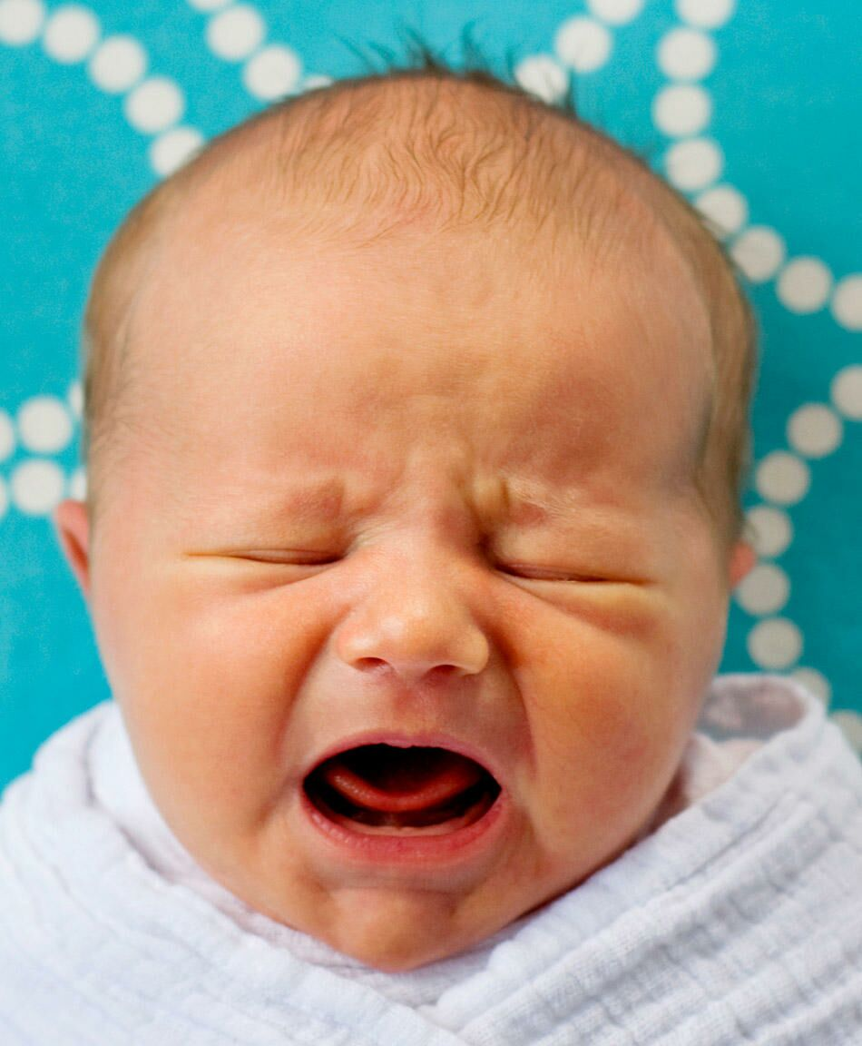 Crying Baby: 11 Reasons Why Babies Cry and What to Do