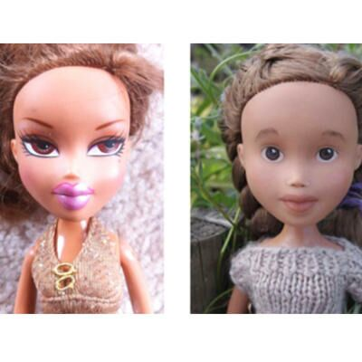 Bye-bye, Barbie! Realistic Dolls Are the New Toy Trend