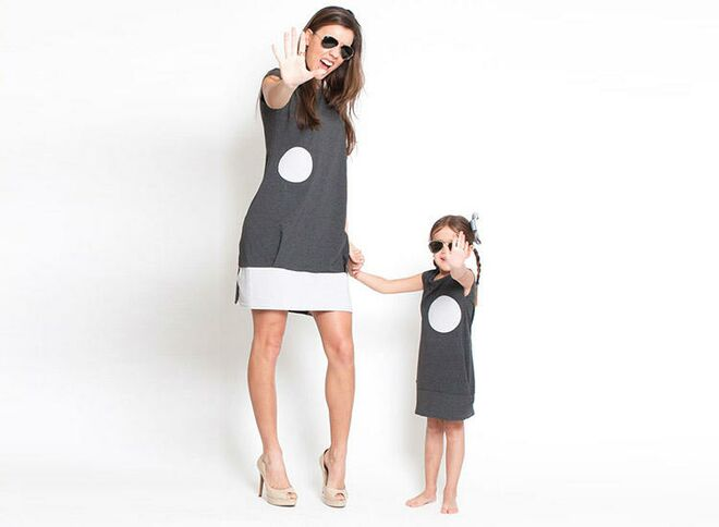 6f00eeda5 26 Cutest Mommy and Me Outfits for Baby Girls and Boys