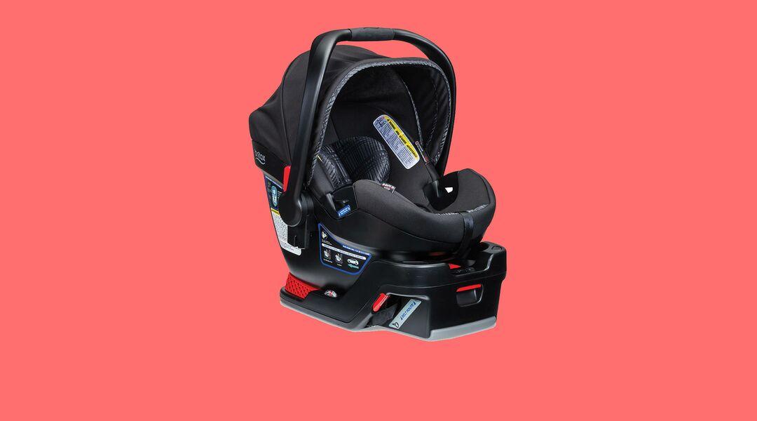 Britax Recalls 207k Infant Car Seats For Choking Hazard