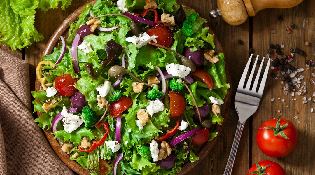 Maternity Salad' And Other Foods To Induce Labor