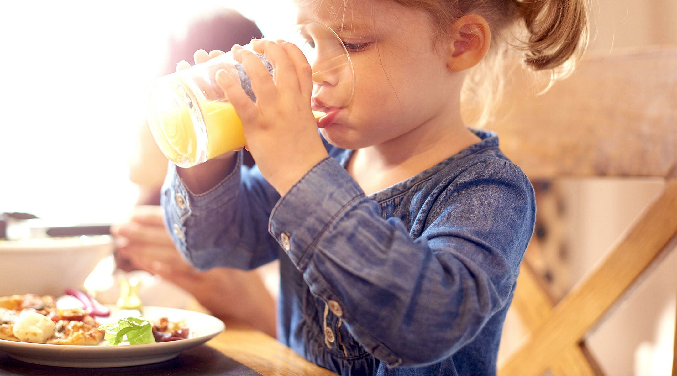 How Much Milk Should My e Year Old Drink
