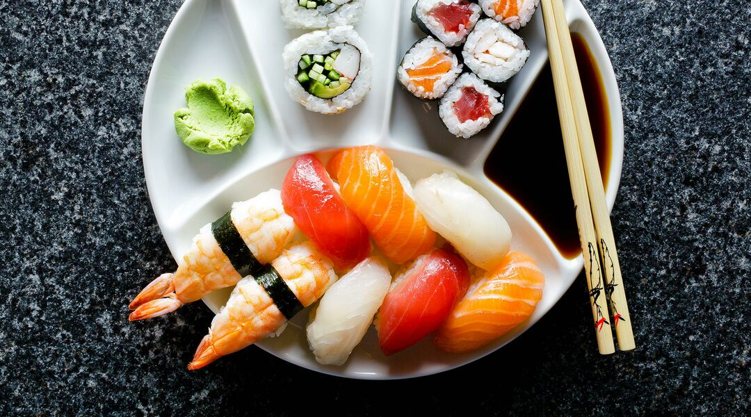 Can You Eat California Rolls While Pregnant
